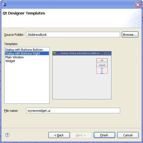 Qt Eclipse Integration for C++