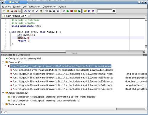 C/C++学习工具 ZinjaI