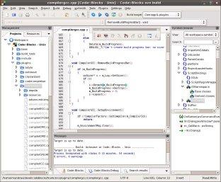 C++集成开发环境 Code::Blocks