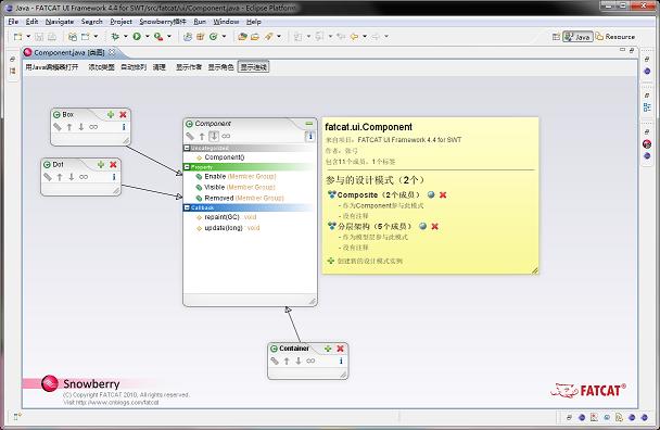 Eclipse的Java类图插件 Snowberry - OPEN 开发经验库 Javadoc Eclipse
