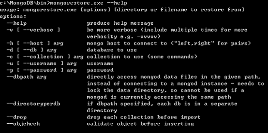 mongodb how to open shell