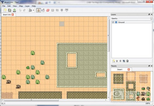 Android 游戏设计教程:游戏元素和工具