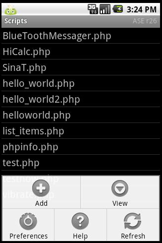 编写简单的应用程序,但是如何将这些php程序打包为可安装的apk文件呢?