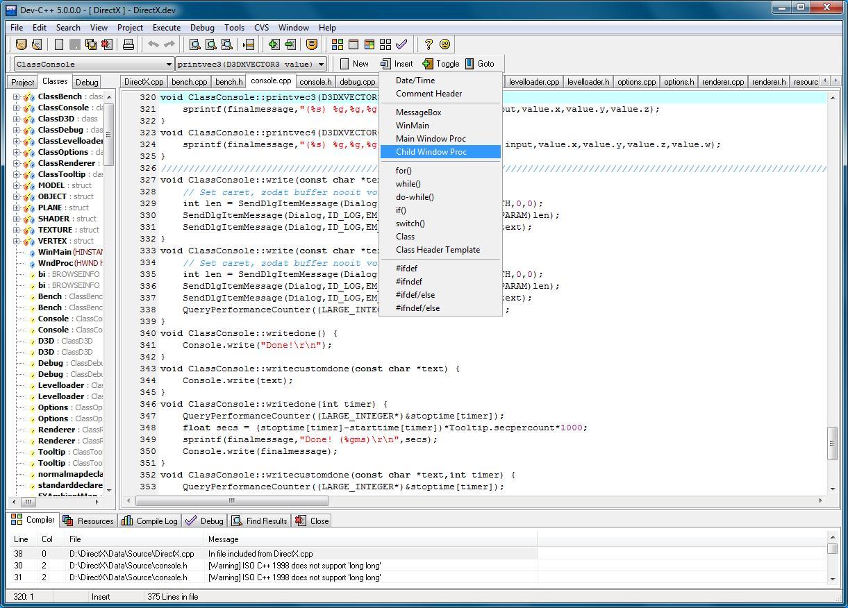 C++开发工具 Orwell Dev-C++