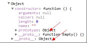 JavaScript 的原型详解