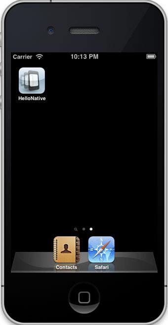 Dojo Mobile 1.7 入门
