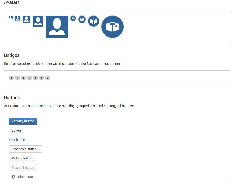 Bootstrap ui aui open for Consul bootstrap