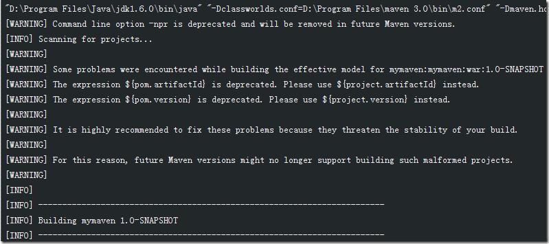 Maven 与 IntelliJ IDEA 的完美结合