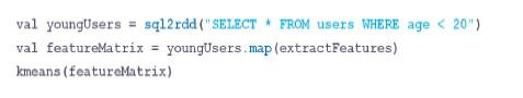 集群计算平台:Spark