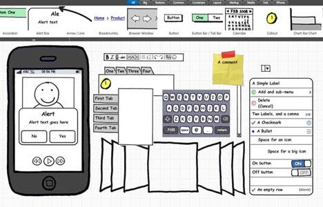App开发者必备的运营、原型、UI设计工具整理