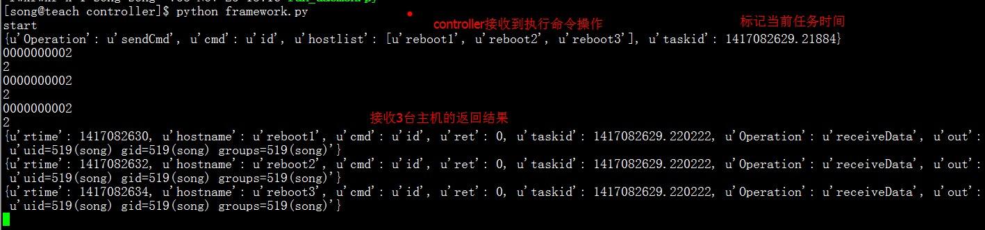 高性能可扩展的Python自动化运维框架
