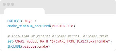 C/C++ 依赖管理器:biicode