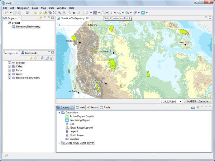关于WebGIS开源解决方案的探讨