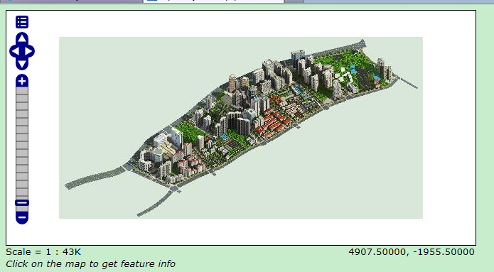 基于GeoServer切片地图服务的发布