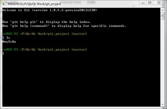简单使用Git和Github来管理自己的代码和读书笔记