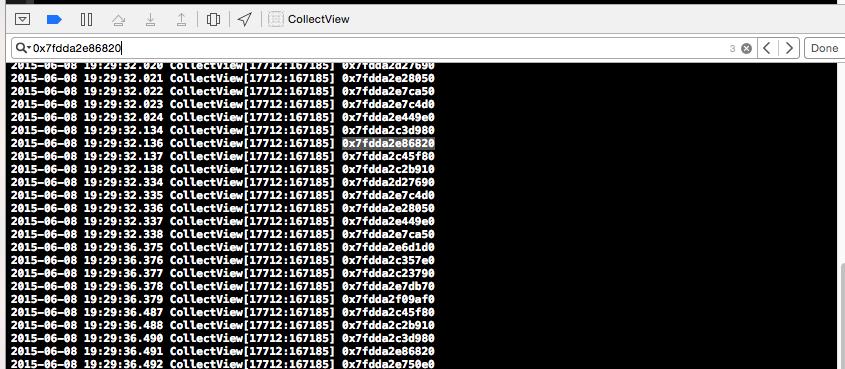 UICollectionView的实现代码