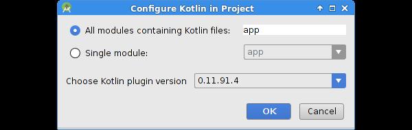 Kotlin在Android工程中的应用