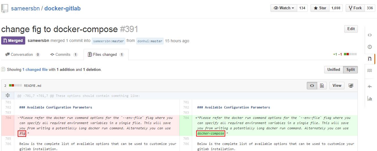 使用Docker搭建GitLab实践