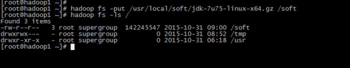 hadoop2.x 完全分布式详细集群搭建(图文:4台机器)
