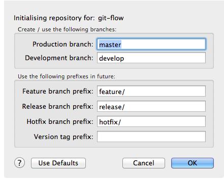 Git 在团队中的最佳实践--如何正确使用Git Flow