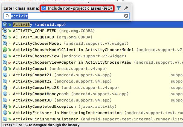 比较完整的 Android Studio 快捷小技巧