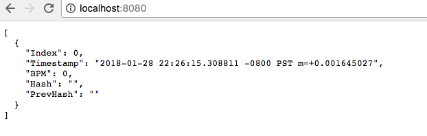 只用200行Go代码写一个自己的区块链