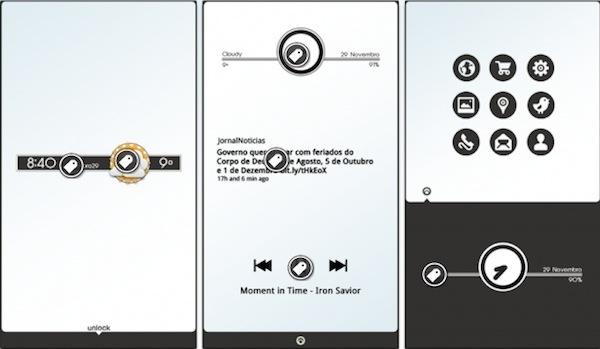 发掘美丽的 Android 桌面