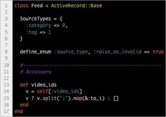 10 个代码语法高亮WordPress 插件