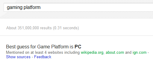 传 Google 将发布统一的游戏平台 Google Games