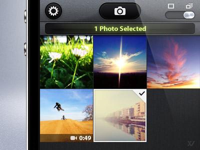 一些最新的 iPhone APP 的 UI 设计实例