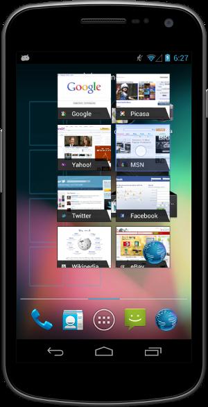 Android4.1 新功能 新特性