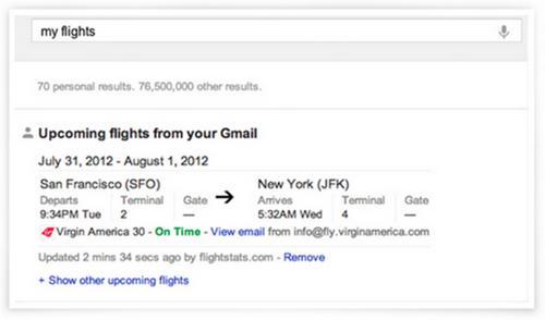 Google 搜索进化