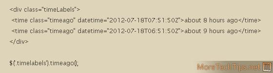 2012 年8月最流行的18个 jQuery 插件