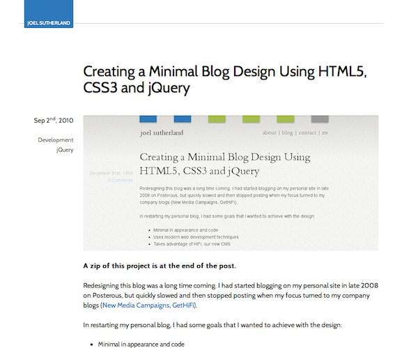 20 个帮助你入门的实用HTML5教程指南
