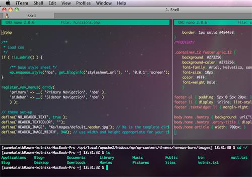 推荐给开发人员的实用命令行工具