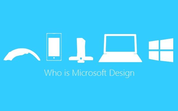 """什么是""""微软设计""""?"""