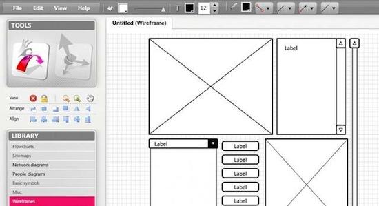 为设计人员准备的8个最好的免费线框图绘制工具