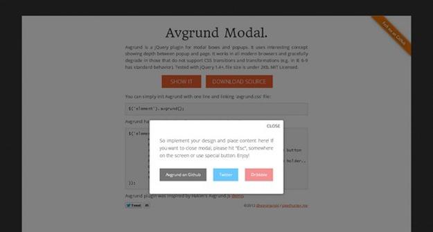 Degrade Gracefully Web Design