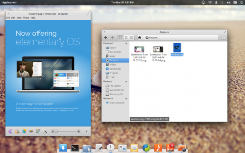 elementary OS 发布代号由 Isis 改为 Freya