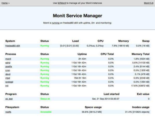 13 个最好的免费服务器和网络监控工具