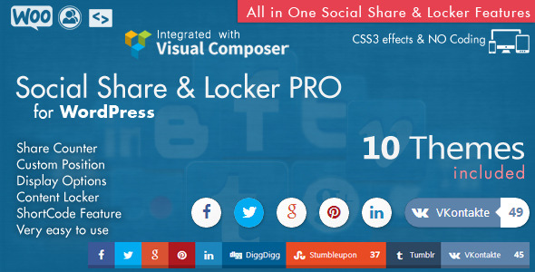 2014年20个最佳的WordPress社交网络插件