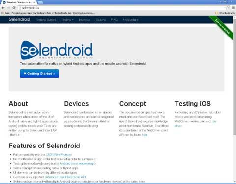 开源的 Android 测试工具集合