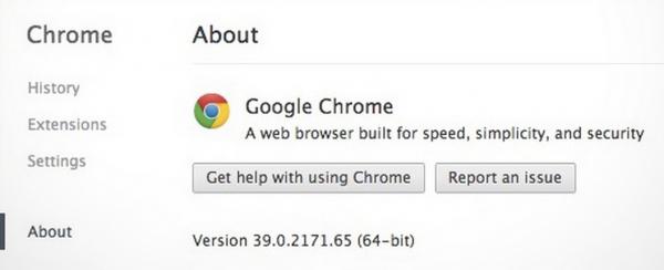 OS X版本的Chrome浏览器终于有了64位架构