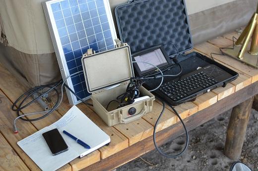 国家地理NGE将开源软件应用到野外考察中