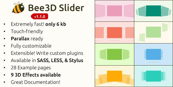 bee3d slider
