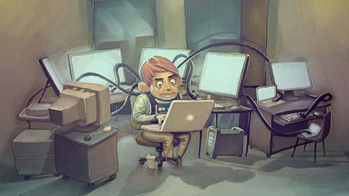 程序员在互联网公司和行业软件公司工作,有什么区别?