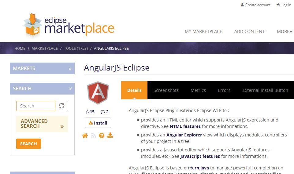 面向AngularJS开发人员的21款实用工作流工具