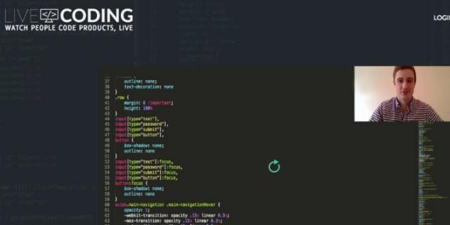 流媒体还能这样玩,Livecoding让程序员直播写代码