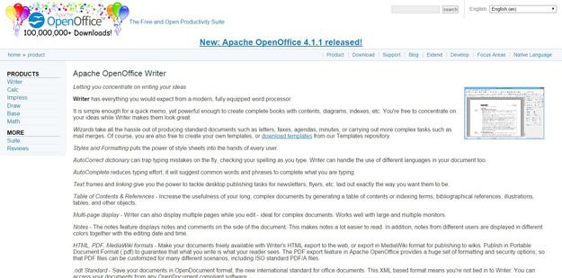 12 pdf open - Apache open office review ...