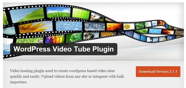 wordpress视频管插件
